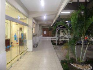 Entrada Oficinas Administrativas
