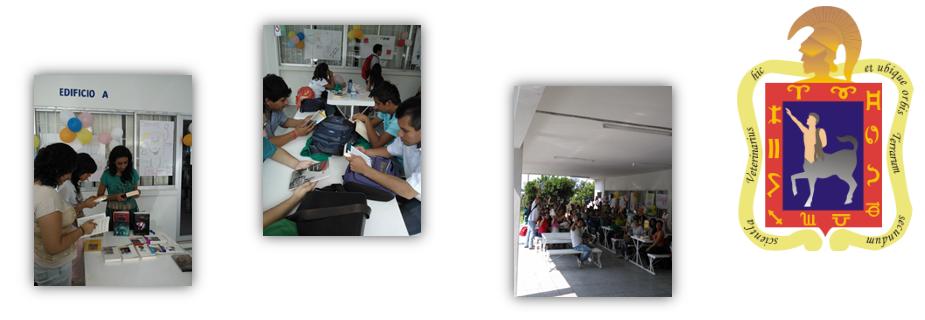 Semana de la lectura FMVZ 2014
