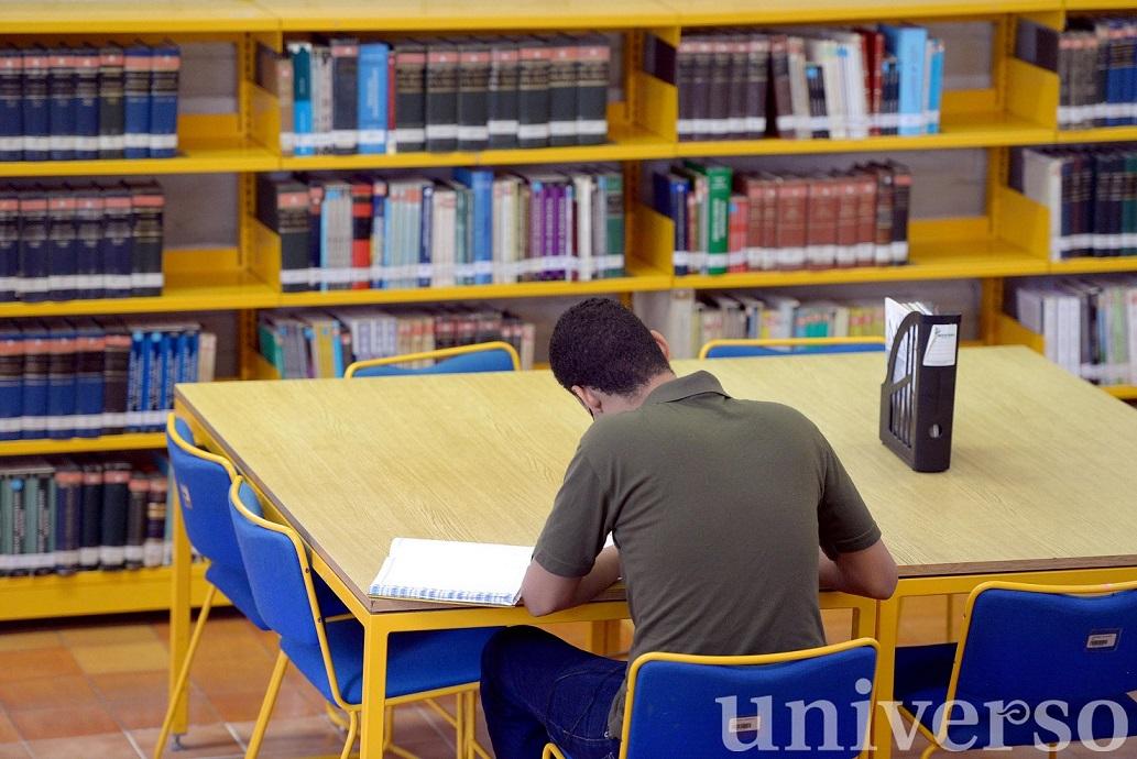 estudio universidad: