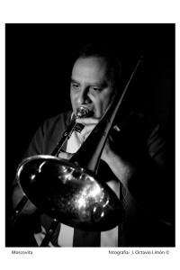 Trombón Humberto Argumedo