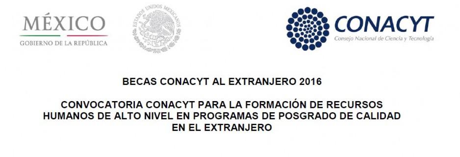 BecasConacyt