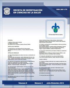 d1f08e40ac REVISTA DE INVESTIGACIÓN EN CIENCIAS DE LA SALUD REVISTA DE INVESTIGACIÓN  EN CIENCIAS DE LA SALUD