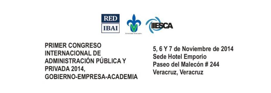 20-10-2014 1er.CONGRESO INTERNACIONAL