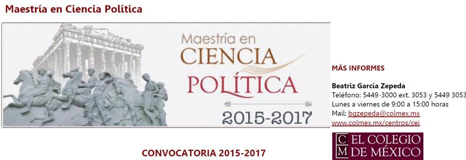 05-11-2014 Maestria COL-MEX