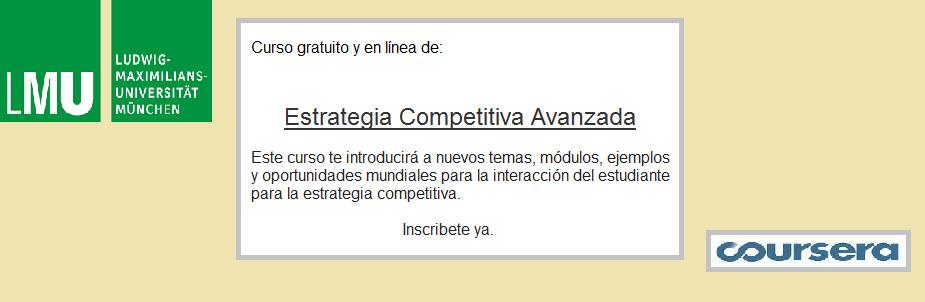 29-01-2015 Estrategia-competitiva