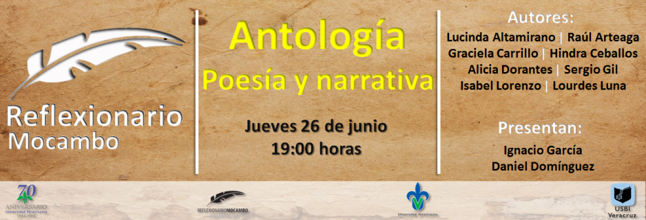 Antología banner_