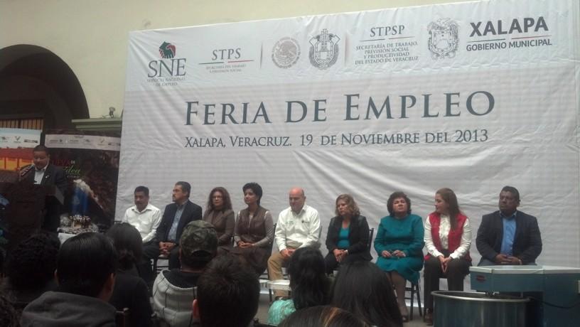 La Bolsa de trabajo UV, presente en la Cuarta Feria de Empleo Xalapa ...